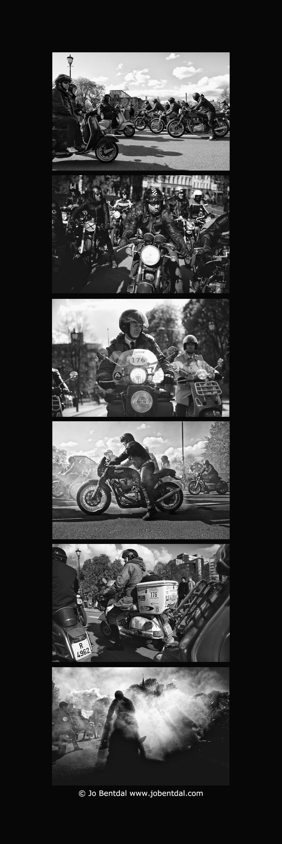 Rockers VS Mods