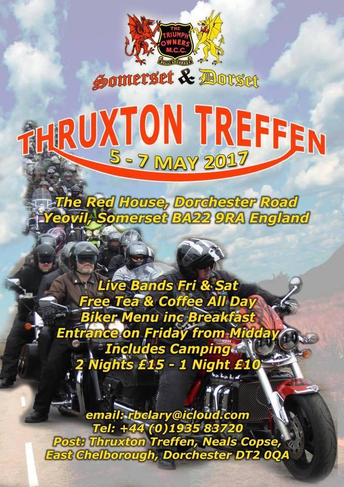 Thruxton Treffen 2017