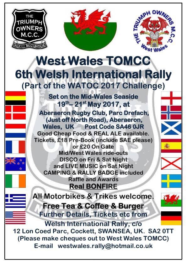 welsh international 2017