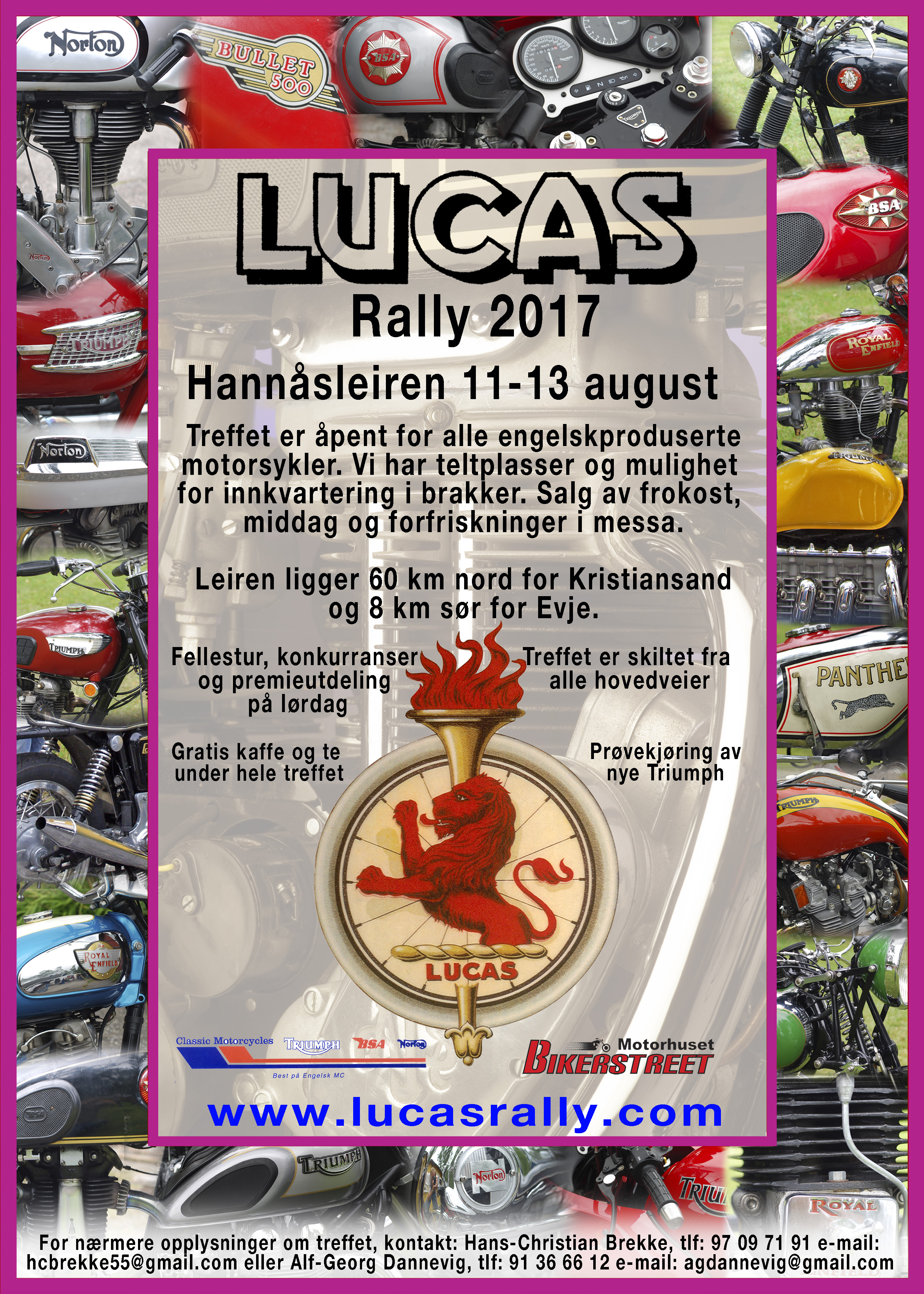 Lucas-rally 2017