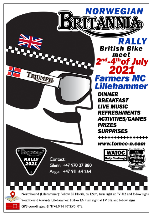 Rallyposter 21